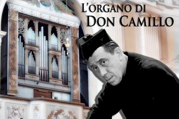 L'organo di San Camillo a Brescello