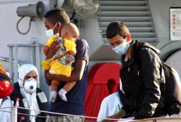 Migranti L'Europa è in pace ma deve essere solidale Cambiare il trattato di Dublino