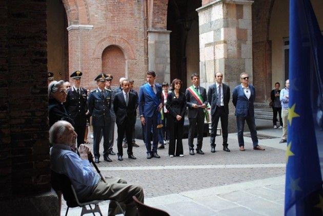 Commemorato il 72° anniversario dell'8 settembre a Cremona
