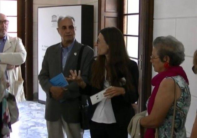 Una delegazione di Filitalia International, guidata dal suo fondatore Pasquale Nestico, visita il Museo del Violino di Cremona