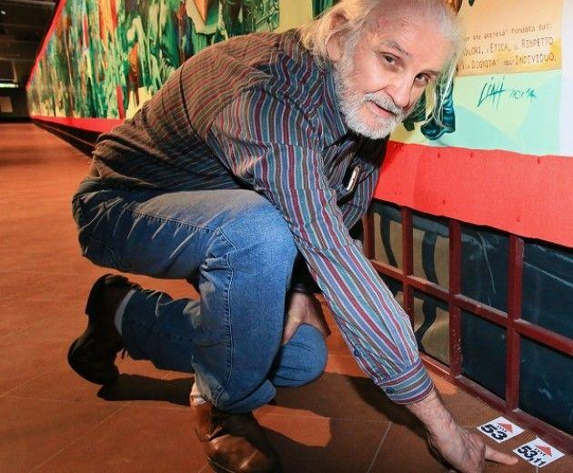 Il video ' Il mio Verdi' della mostra di Virginio Lini a Mondomusica Cremona