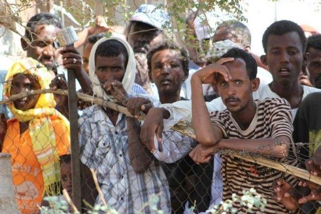 Pianeta Migranti Eritrei profughi in Etiopia