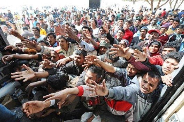 Pianeta Migranti Non migliora la crisi migratoria di  Bruna Sironi