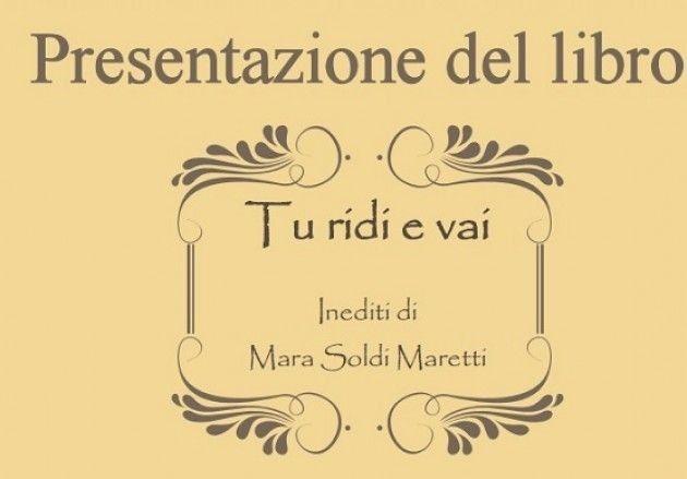 A Casalbuttano lo spettacolo 'Tu ridi e vai' per il 25° di Fondazione del comitato di Studi Mara Soldi Maretti