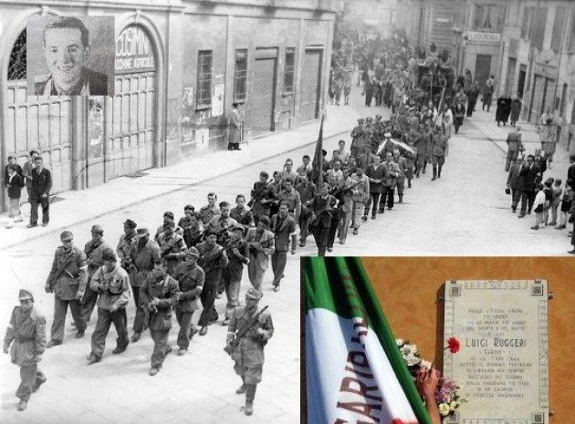 Quante falsità sulla  figura del partigiano ' Carmen' di Giuseppe Azzoni