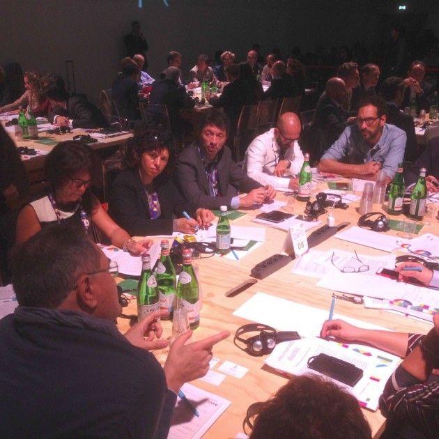 Il Sindaco Galimberti  all'Expo dopo Expo: Cremona protagonista del tavolo su cibo e identità