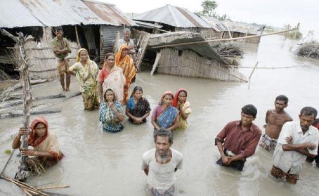 Pianeta Migranti. Secondo l'Onu entro il 2050 ci saranno 200 milioni di profughi climatici.
