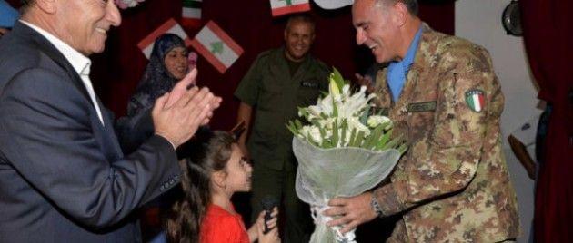 Libano: Unifil, prima di passare le consegne Brigata Friuli regala un campetto di calcio