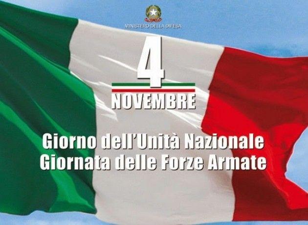 Celebrazioni 2 e 4 Novembre 2015 a Cremona