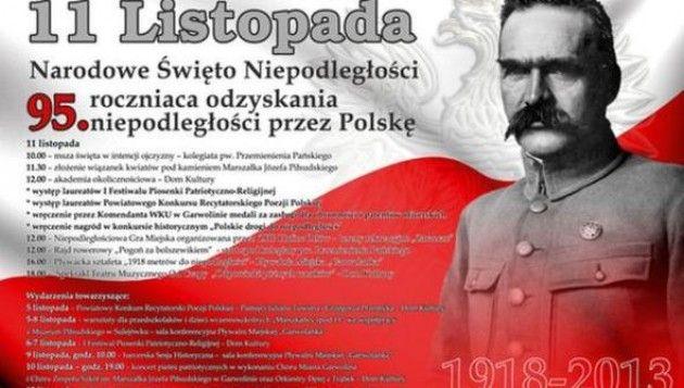 La Polonia nasce l'11 novembre 1918