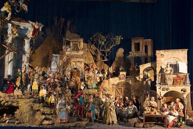 Il Natale ed il presepe nel significato cristiano e civile di Gian Carlo Storti
