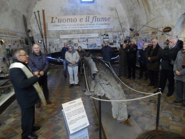 Inaugurata a Pizzighettone la 5^ Rassegna di Natività 'Presepi nel Museo Arti e Mestieri'