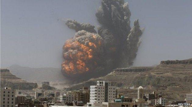 Yemen, la coalizione a guida Saudita bombarda le scuole.