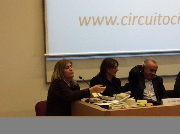 L'assessore Barbara Manfredini di Cremona al Convegno sul Turismo Culturale Europeo