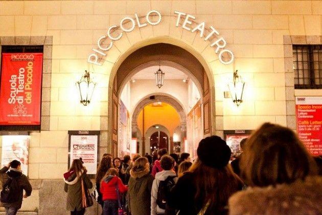 I giovani attori del Fatf protagonisti al Piccolo Teatro di Milano