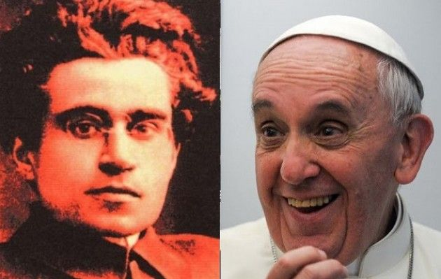 Da Gramsci a  Bergoglio   RAR