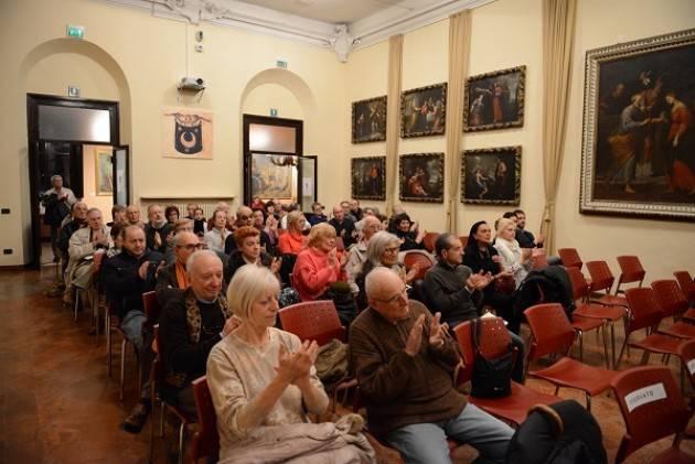 Riuscita presentazione del libro di Rita Bertoldi alla Fondazione Città di Cremona