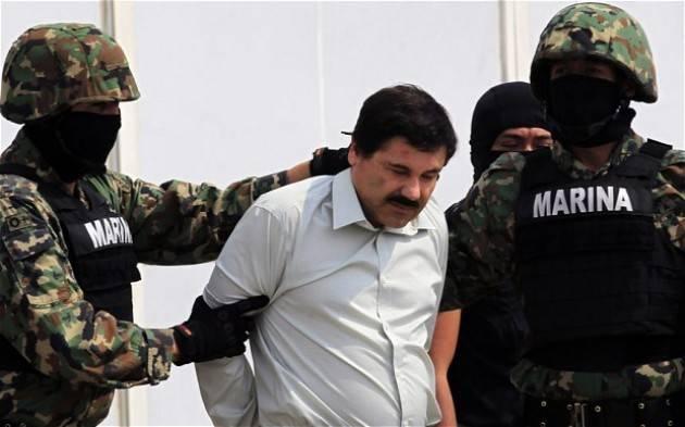 Mondo - Cattura di El Chapo Guzman: morto un papa se ne fa un altro…