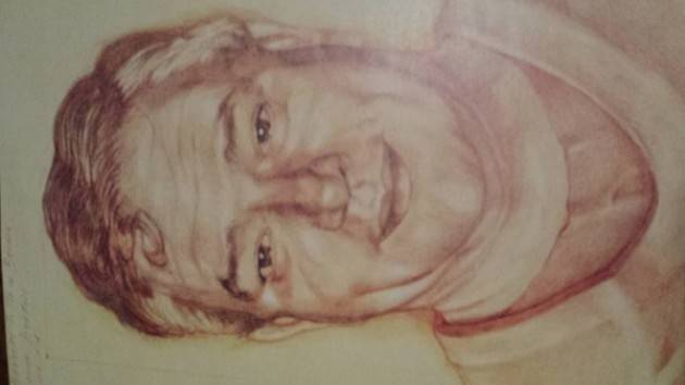 Ecco le foto del 'bozzetto' per il busto del M° Cornelio Bertazzoli