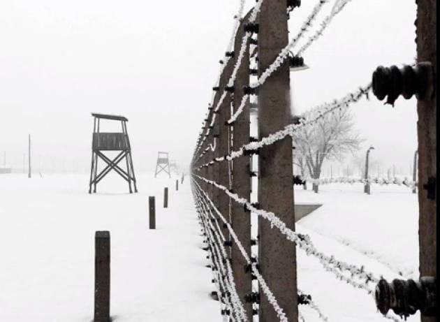27 Gennaio giornata della memoria Auschwitz di Francesco Guccini