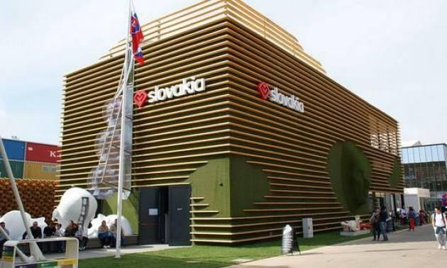 Italia - Appuntamento all'Ambasciata di Slovacchia a Roma con L'eredità dell'EXPO