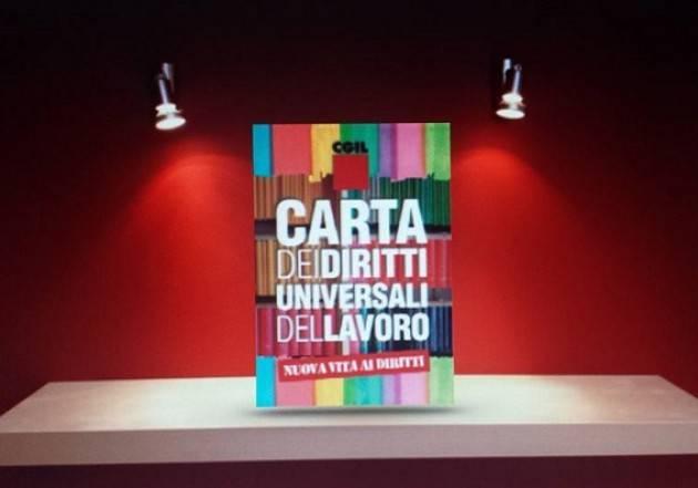(video) Mimmo Palmieri Cgil di Cremona presenta la nuova proposta di Statuto dei Lavoratori