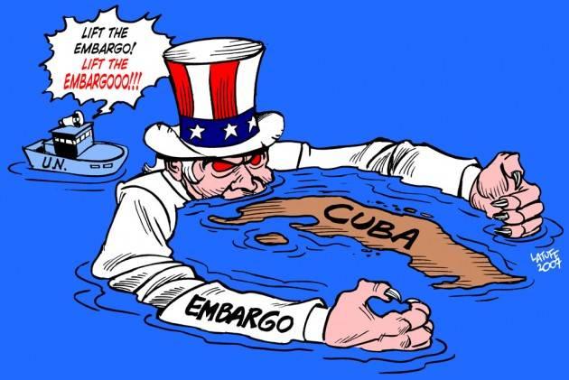 Accadde Oggi 8 febbraio 1963 – I viaggi e le transazioni finanziarie e commerciali da parte dei cittadini statunitensi con Cuba vengono rese illegali da  Kennedy