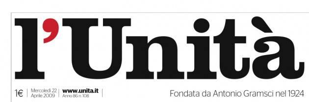 Accadde Oggi 12 febbraio 1924 - Esce il primo numero del L'Unita'