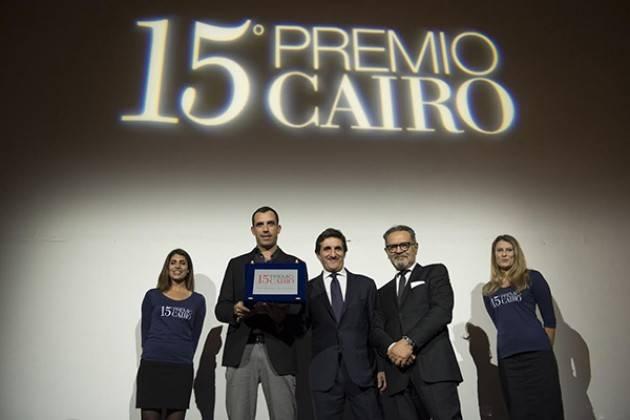 A palazzo reale prossime tre edizioni premio cairo per - Un importante organizzazione con sede al cairo ...