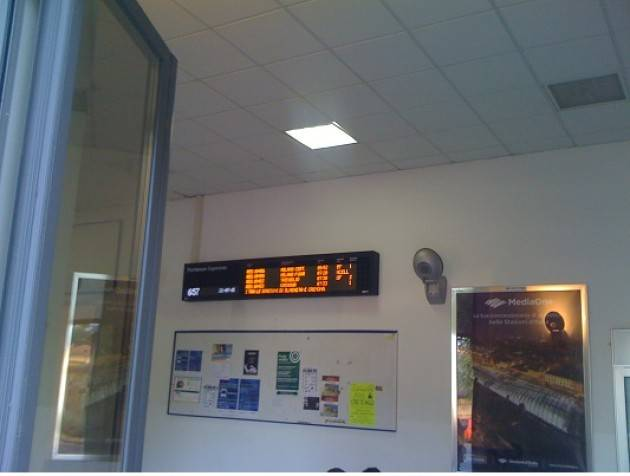 Francesco Severgnini parla dei disagi dei pendolari linea Crema-Treviglio-Milano