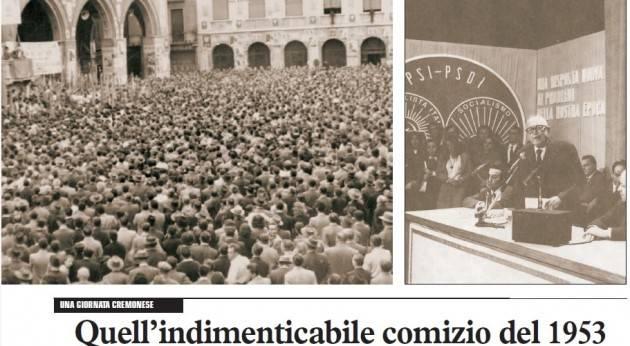 L'Eco 9 febbraio: 125° della nascita di Pietro Nenni, padre della Repubblica ed  anima del socialismo riformista