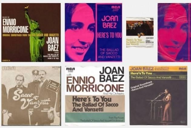 Here'sTo You di Joan Baez Per tutti i Sacco e Vanzetti di oggi Appello di Saviano ed Amnesty