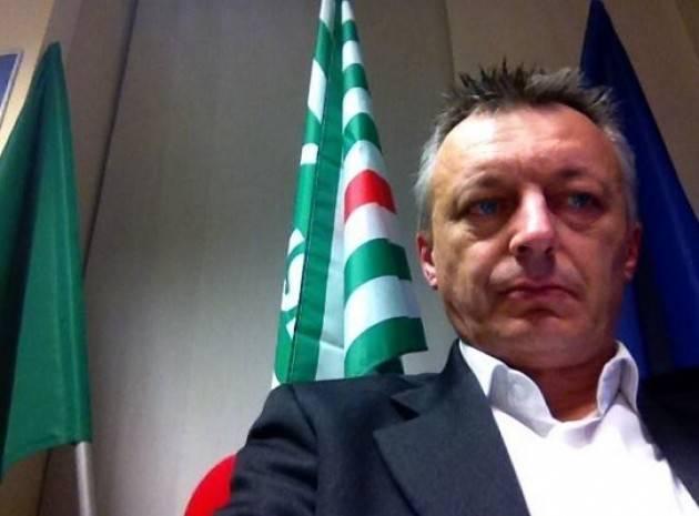 Telefonata con Giuseppe Sbarufatti (Cisl) Nel cremasco la crisi rallenta ma manca ripresa
