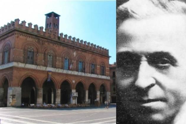 L'Eco Un ricordo di Attilio Botti, primo sindaco socialista di Cremona