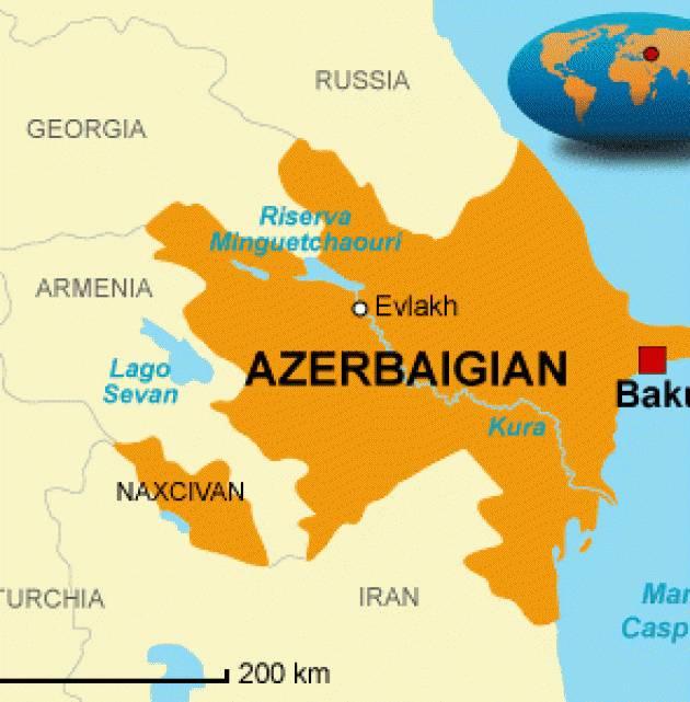 Azerbaigian - La repressione invisibile.