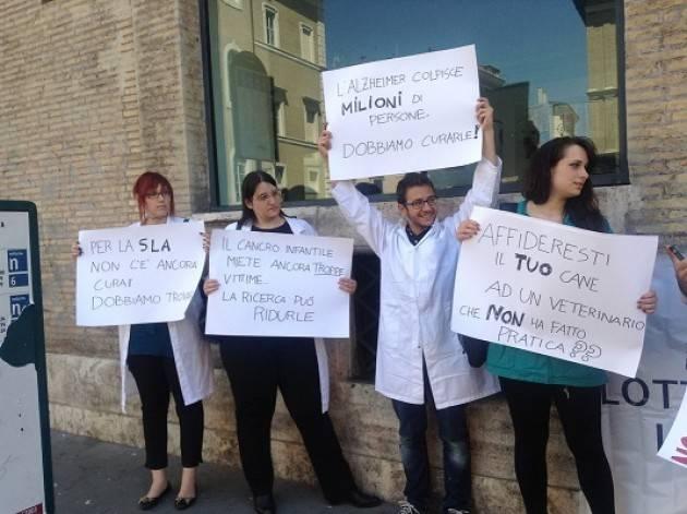 Inaccettabile Per la ricerca l'Italia spende come la Tunisia