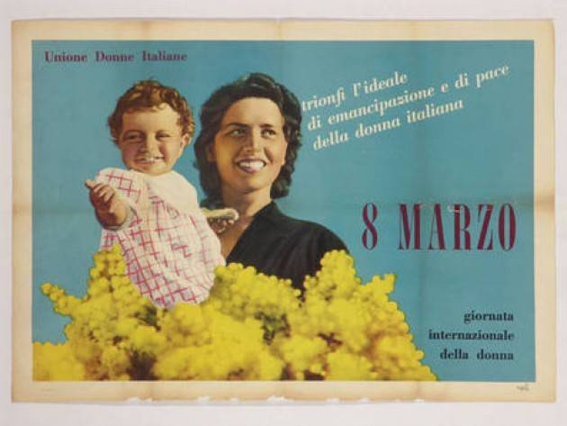 Storia di un'Operaia L'8 Marzo Festa Della Donna (Canzone)
