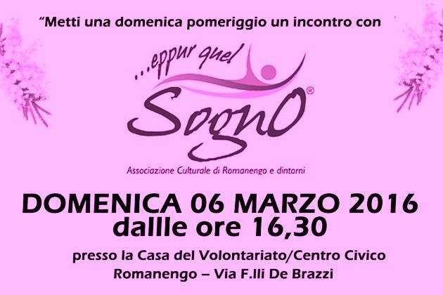 A Romanengo (Cremona) iniziative per la Festa della Donna e per tutto il 2016
