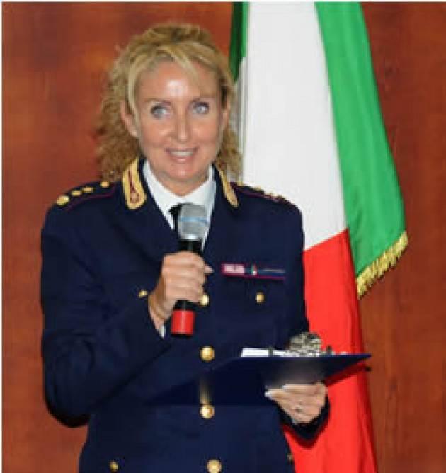 Varese - La Polizia di Stato con le donne