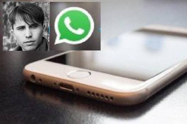Nuovo gruppo sicurezza WhatsApp nato nell'Unione Municipia (Cingia de' Botti - Motta Baluffi - Scandolara Ravara).