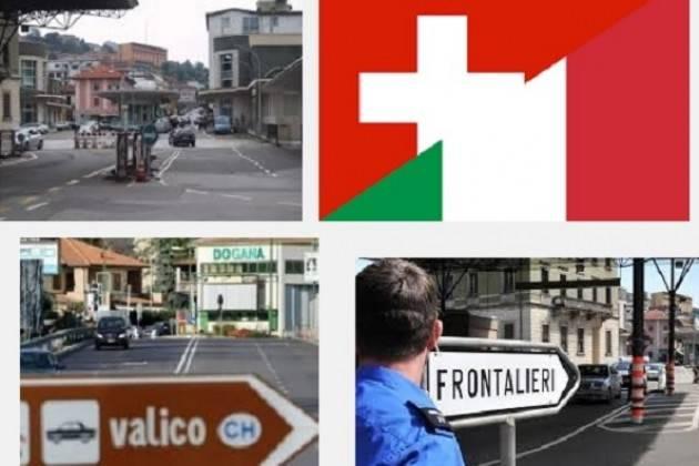 Tassa sulla Salute Frontalieri Il Governo chiarisce: non devono versare nulla