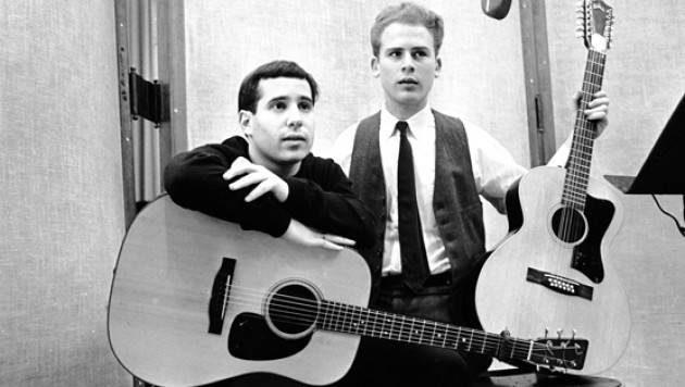Accadde Oggi 10 marzo 1964 - Simon & Garfunkel registrano The Sound of Silence (Video)