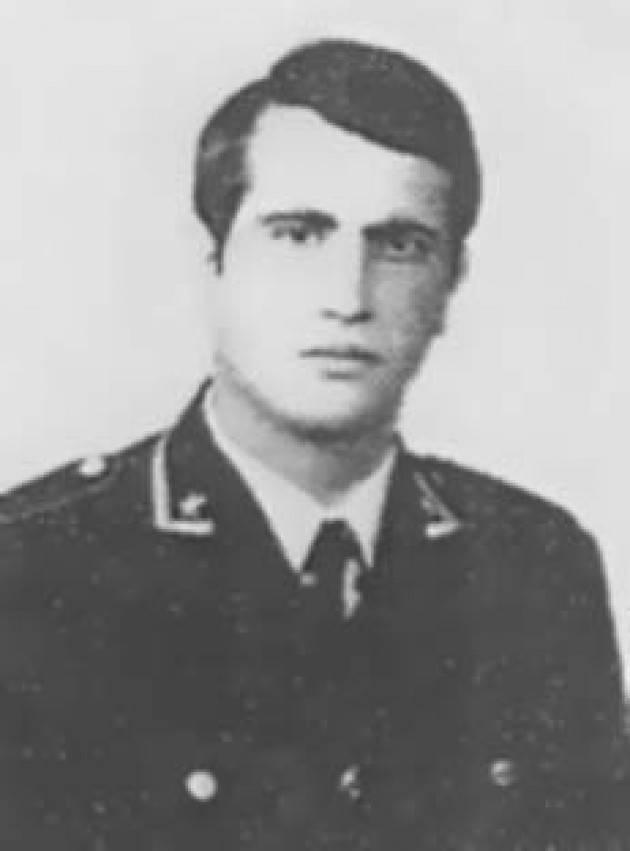 Accadde Oggi 12 marzo 1977 – A Torino Prima Linea uccide il brigadiere Giuseppe Ciotta