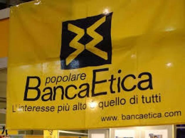 Il Valore di essere soci di Banca Etica Iniziativa a Spazio Comune Cremona