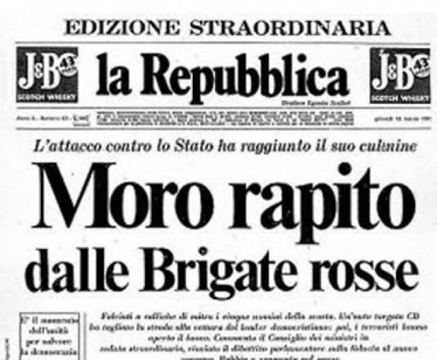 Accadde Oggi 16 marzo 1978 - Le Brigate Rosse rapiscono Aldo Moro.
