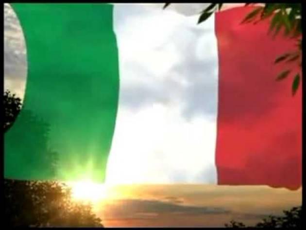 Lodi - Celebrazione del 155° anniversario dell'Unità nazionale