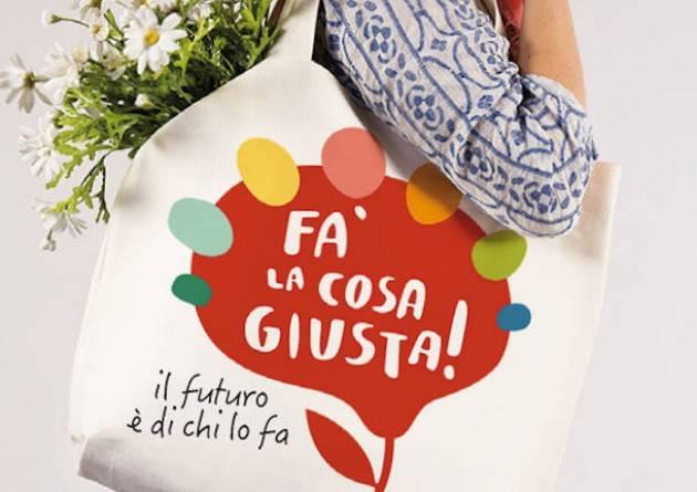 Milano - Fa' la cosa giusta con il cibo