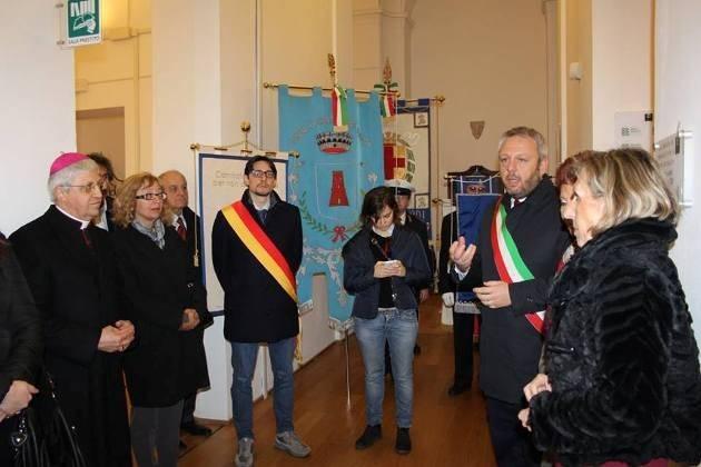 Lodi, anche l'Assessore piacentino Gazzola alla cerimonia per le vittime di Linate