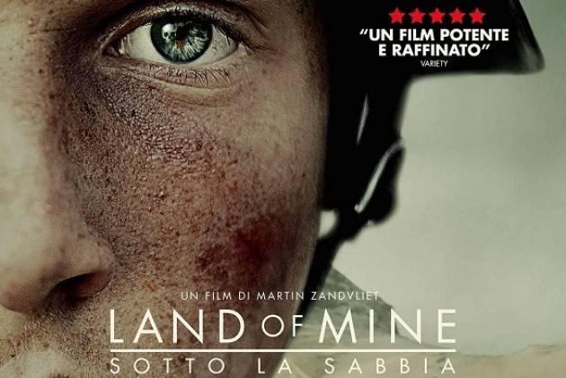 Cremona, stasera al Cine Chaplin 'Land of Mine', serata benefit per Emergency