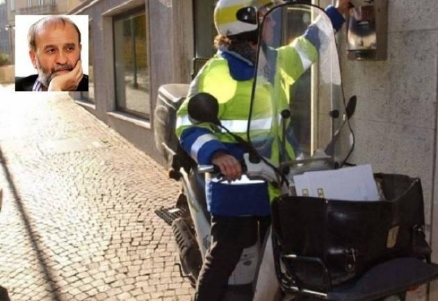 Alloni (Pd) Poste Italiane riveda la decisione sulla consegna a giorni alterni